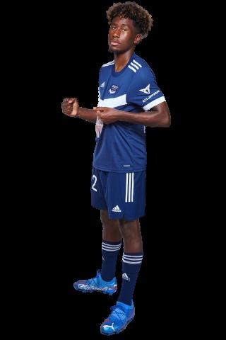 Fiche Joueur Saison 2021-2022 / Timothée Pembélé
