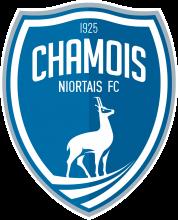 Logo Chamois Niortais FC